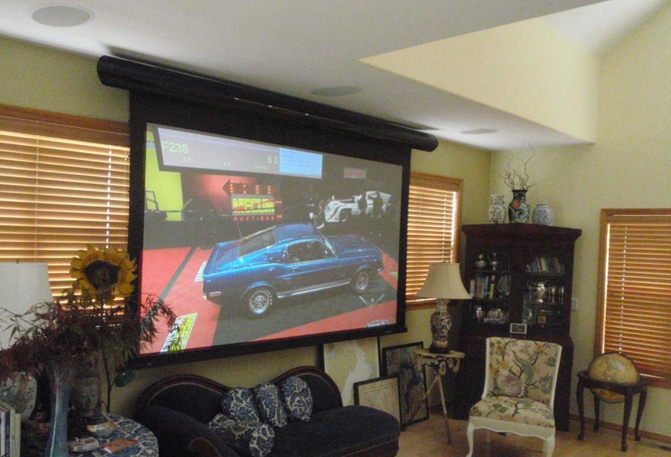Home Theater installation, Design and solutions
