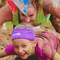 Dawn Fields of Your First Mud Run