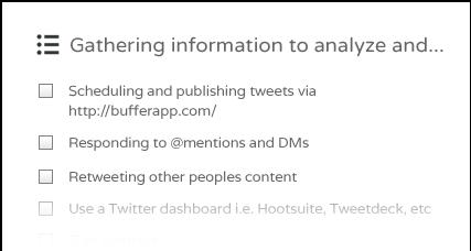 Brightpod Workflow - Twitter Routine