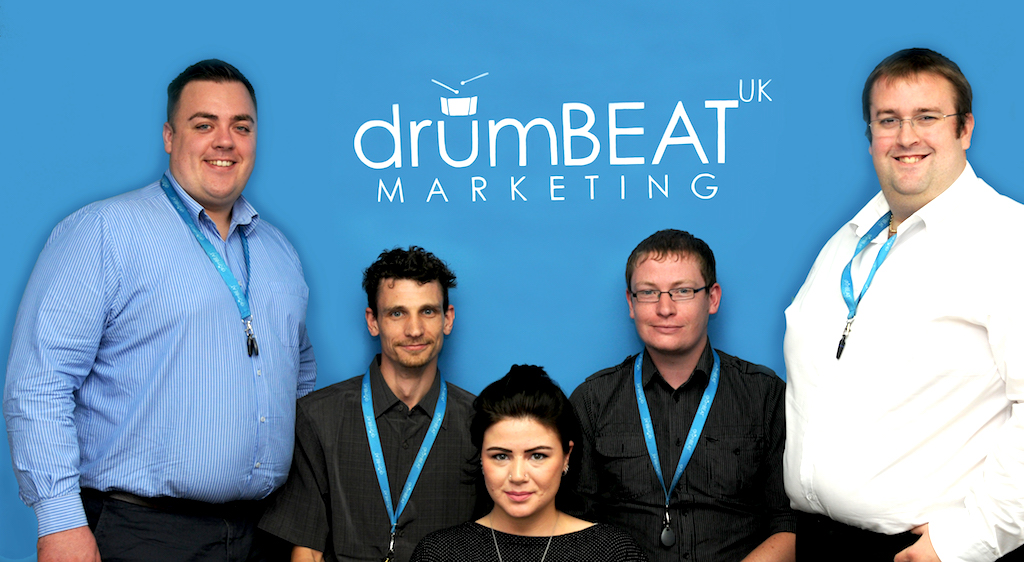 Brightpod Customer - Team drumBEAT Marketing UK
