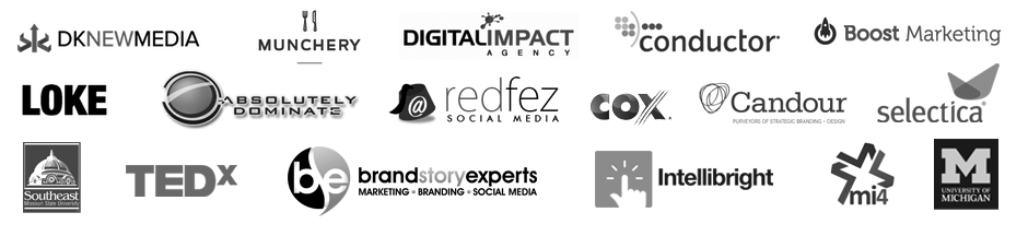 Marketing Agencies, Teams & Companies using Brightpod