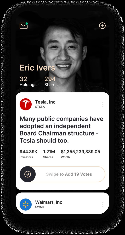 iOS App for Say.com