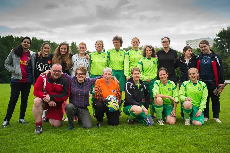 Teamfoto Frauenfussball BSV19