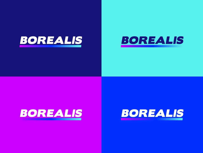 Borealis Branding
