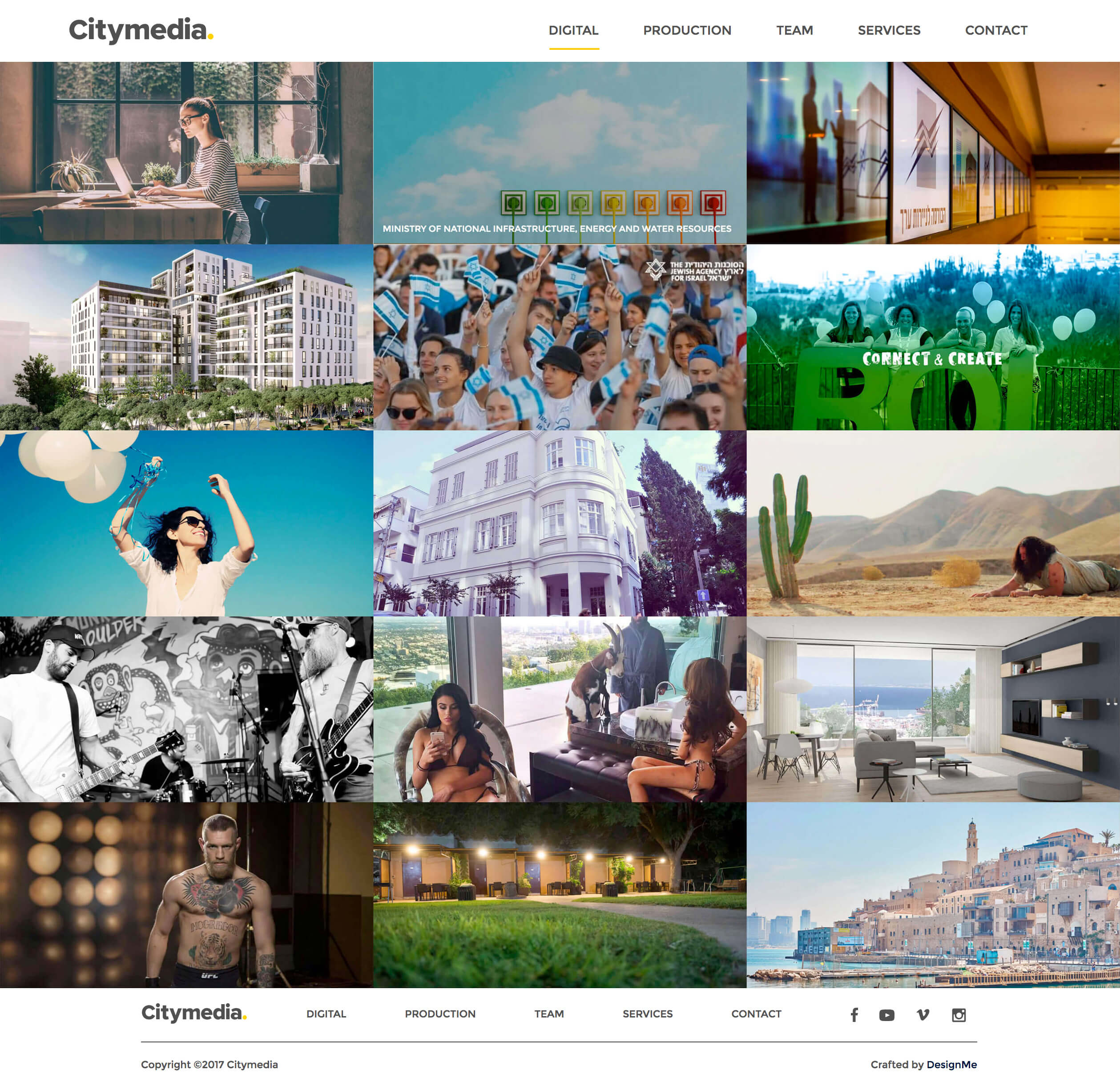 Citymedia Website