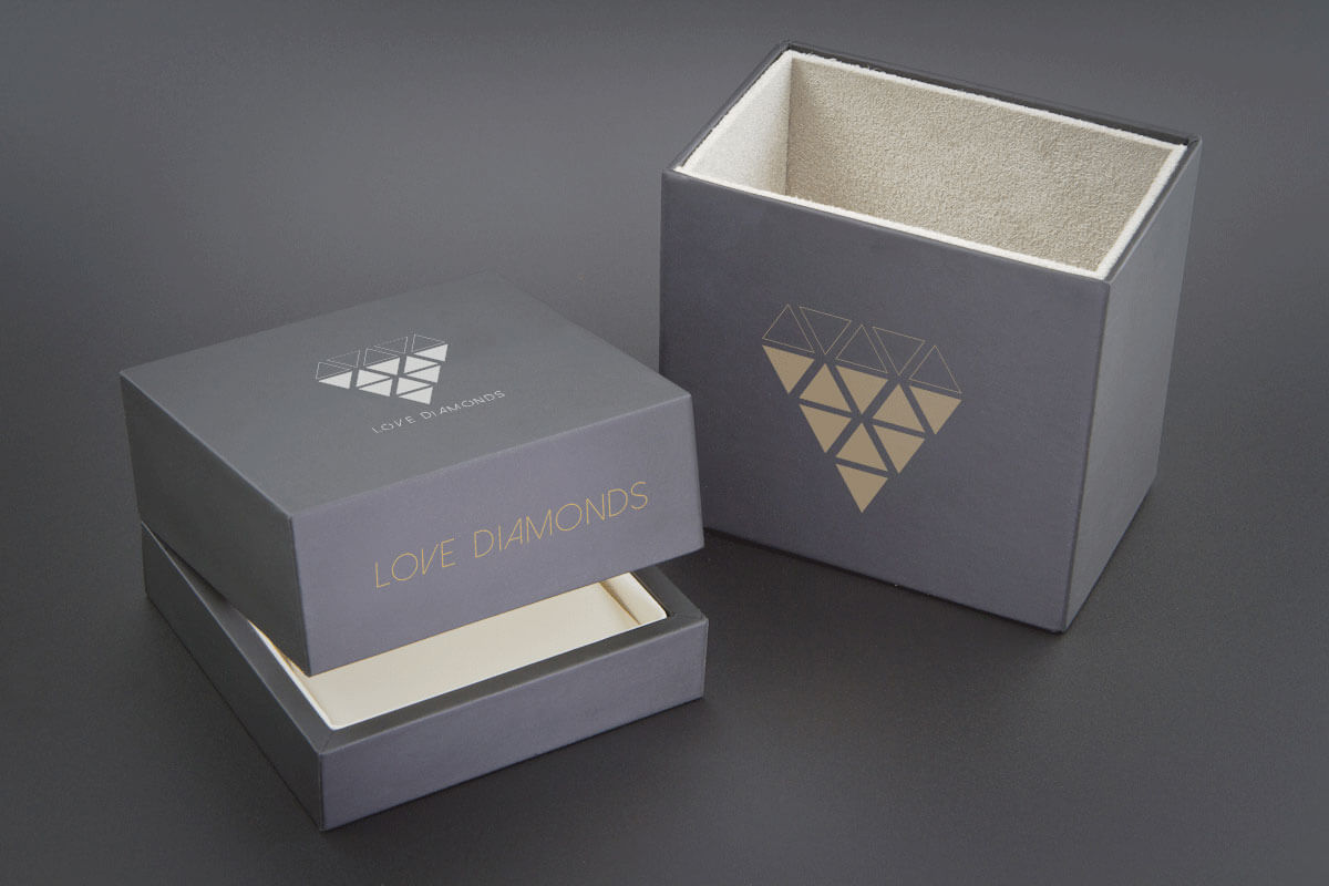 Love Diamonds Branding