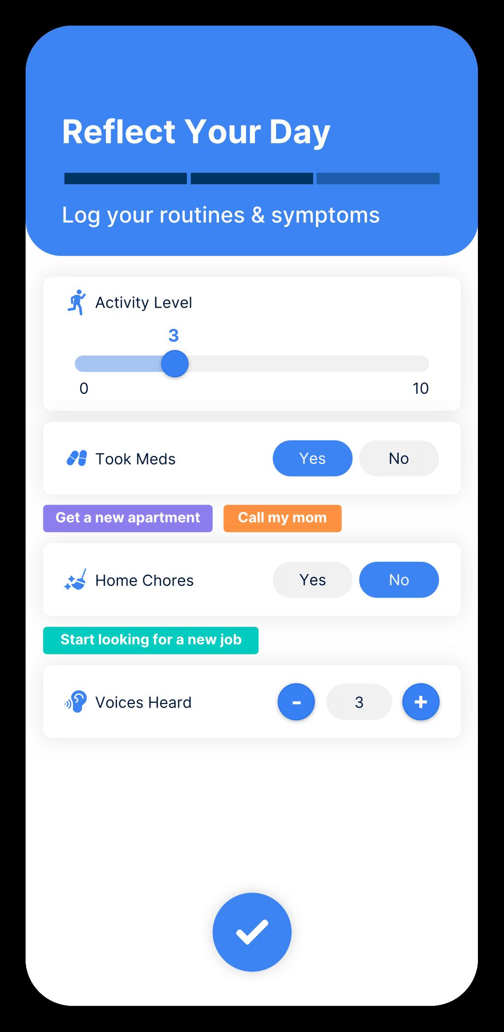 Sequel Care App