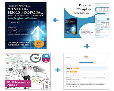 H2020 Manuals produkti za pridobvanje nepovratnih sredstev - SME Instrument