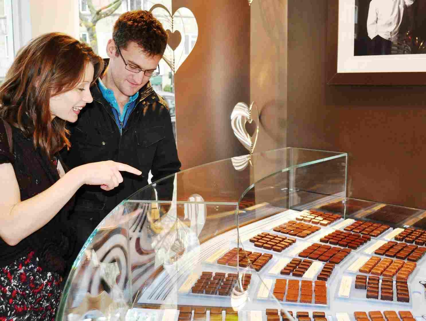 Chelsea Chocolate Ecstasy Tour in Pierre Herme