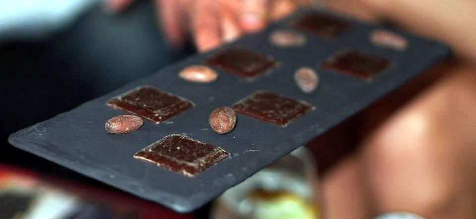 Chocolate Tasting London