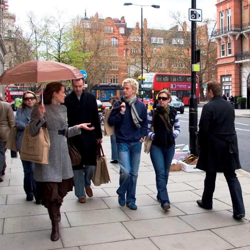 Chelsea Chocolate Ecstasy Tour London Walking Tour