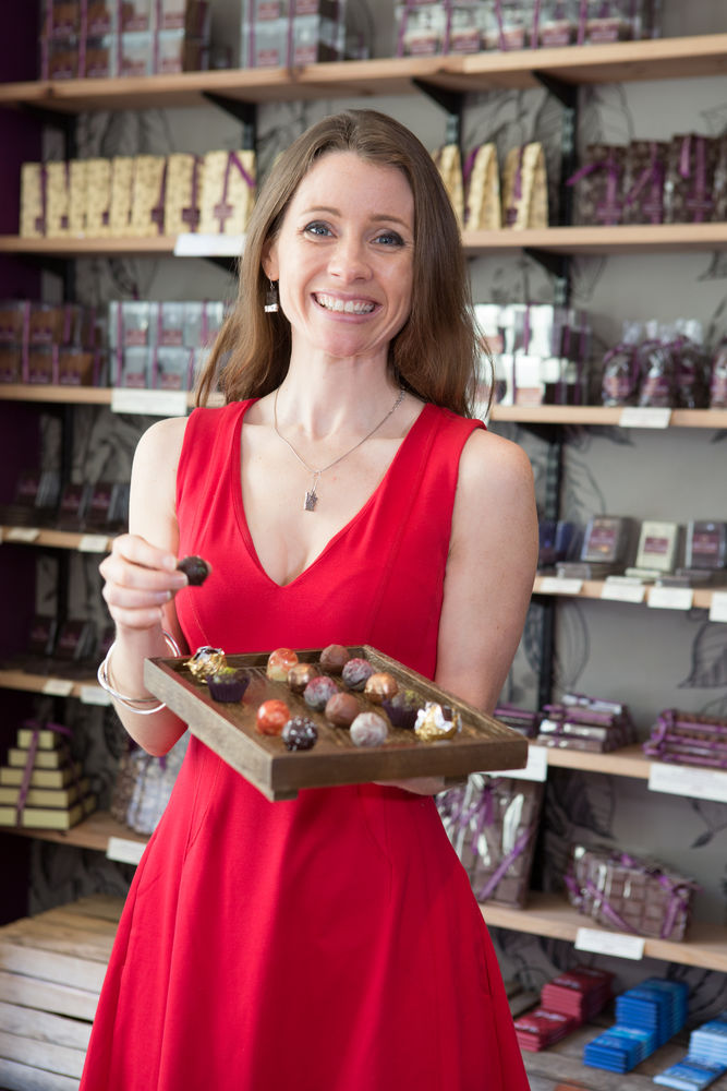 Jennifer Earle Chocolate Expert