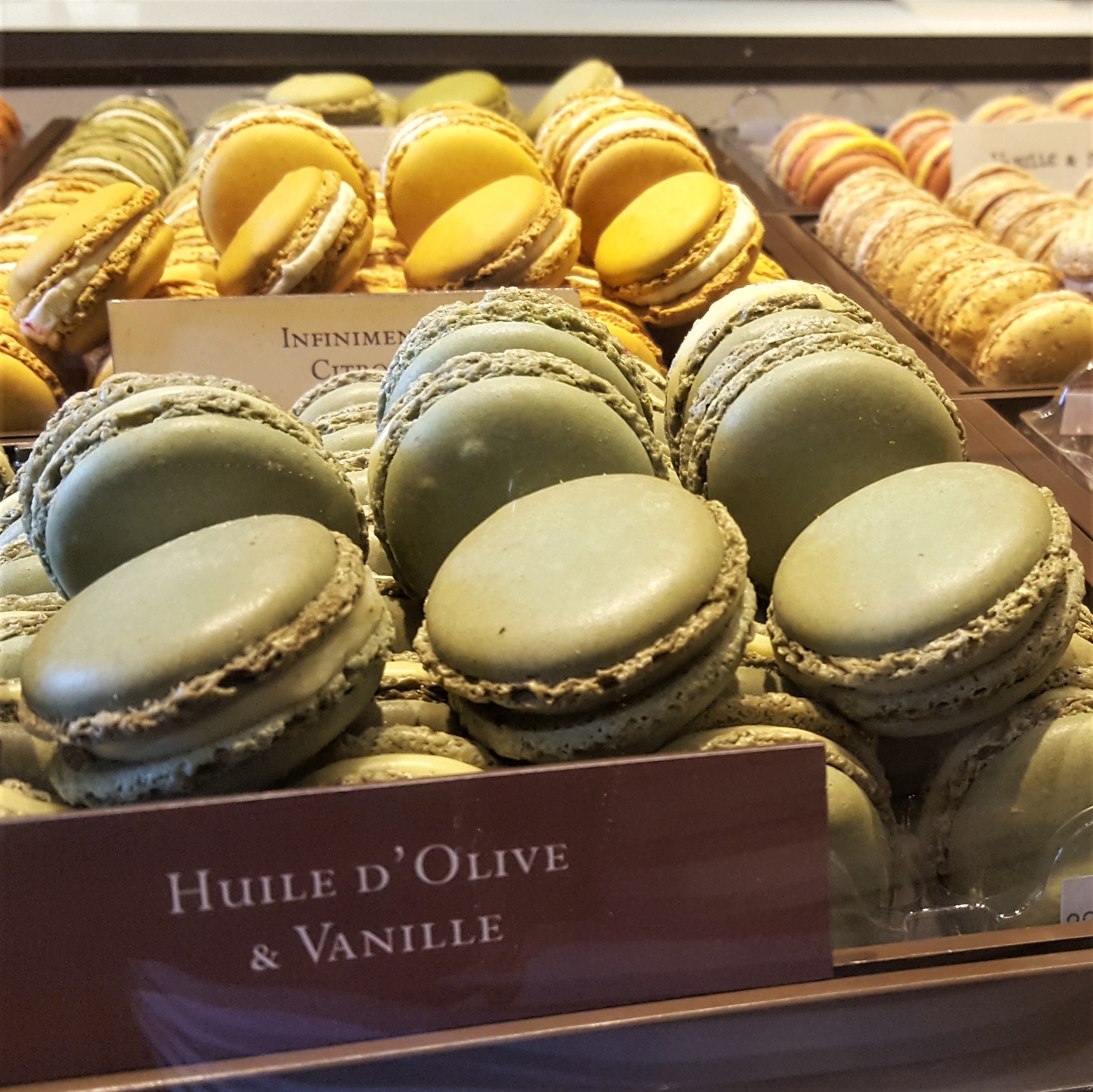 Chelsea Chocolate Ecstasy Tour Mojito truffle