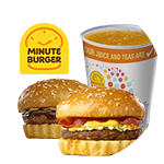 Minute Burger Products