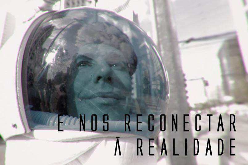 Lançamento do Zenfone 2 teve uma ação inesperada com astronautas invadindo o cotidiano de São Paulo.