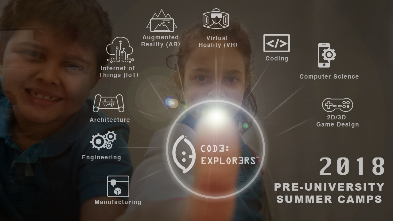 Code Explorers Pre-University Programs