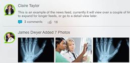 Newsfeed thumbnail