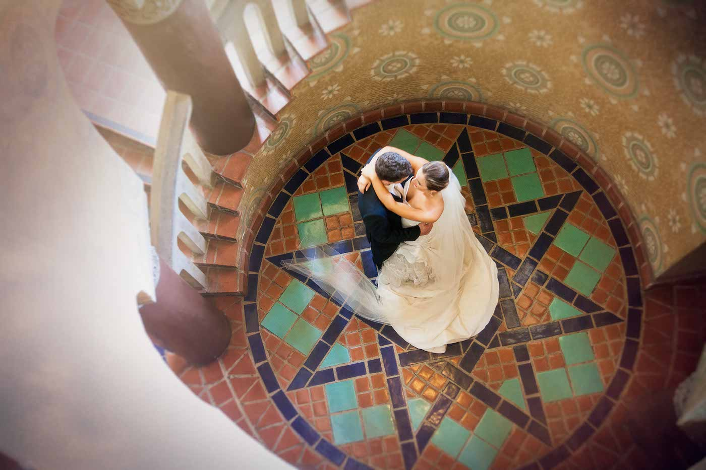 Santa Barbara Courthouse Wedding Photos