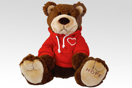 Hope City Bear - cuddly toy