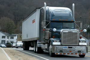 Long Haul Truck About Image