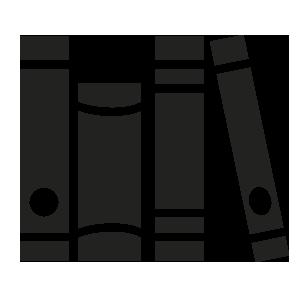 ícone de livros
