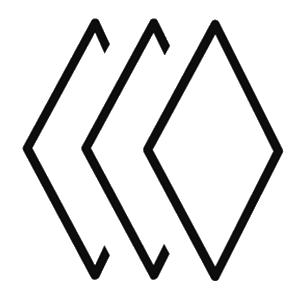 ícone de empilhamento