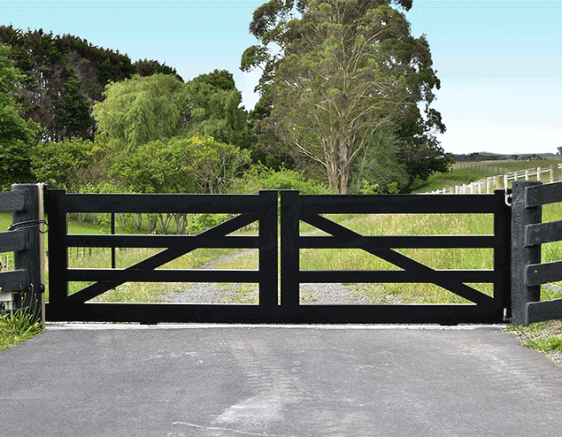 Instyle Gates Automatic Driveway Gates Auckland Images