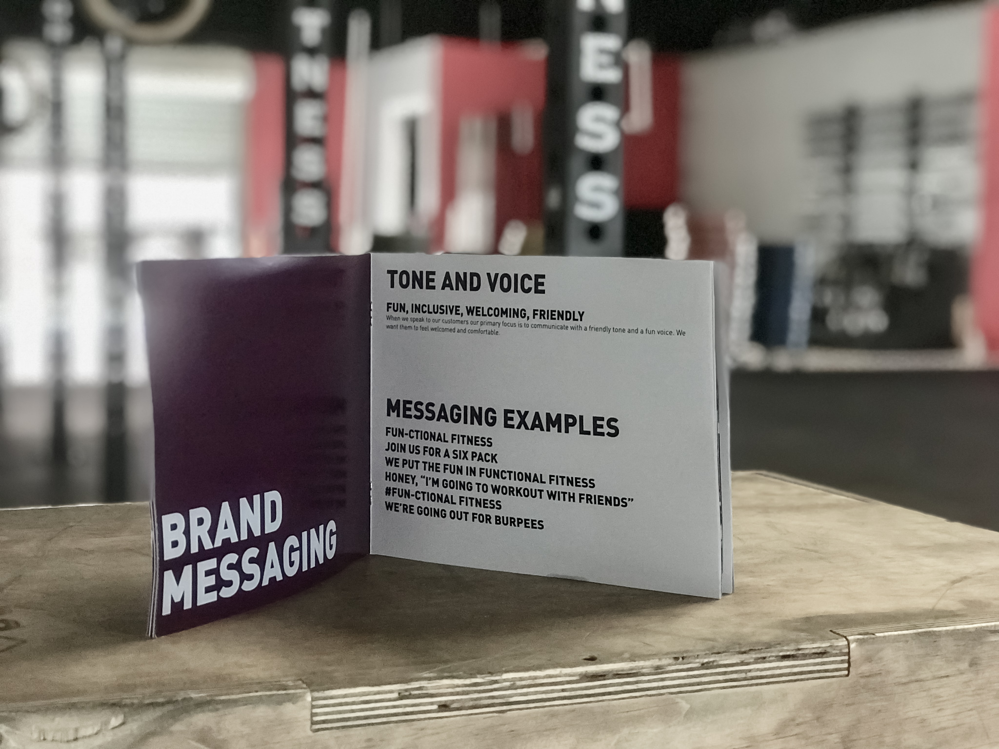 Charm City Crossfit Brand Guidelines