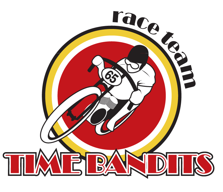 Time Bandits Race Team logo
