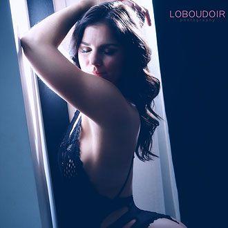 boudoir session photograph