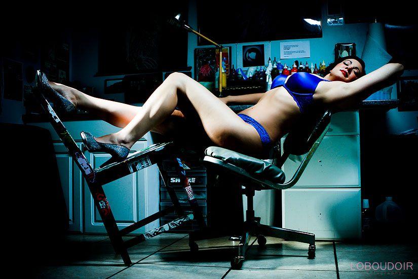 tattoo boudoir photographer