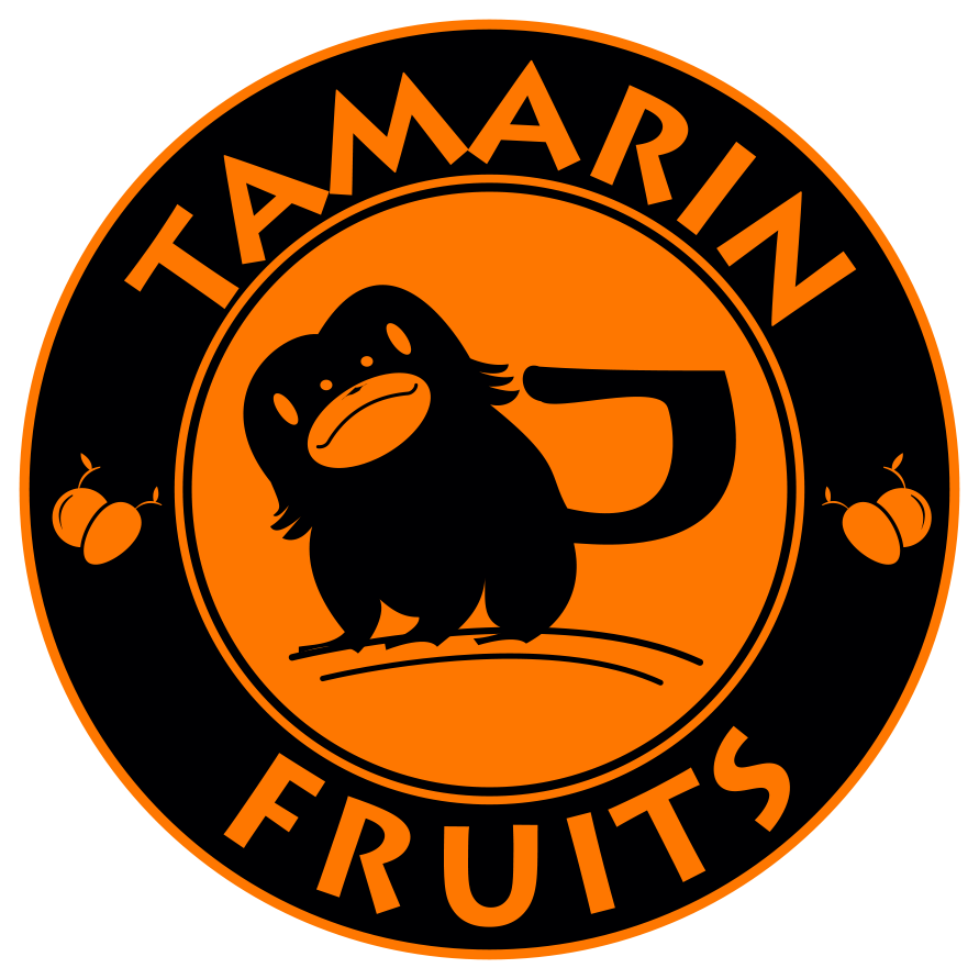 tamarin fruits logo