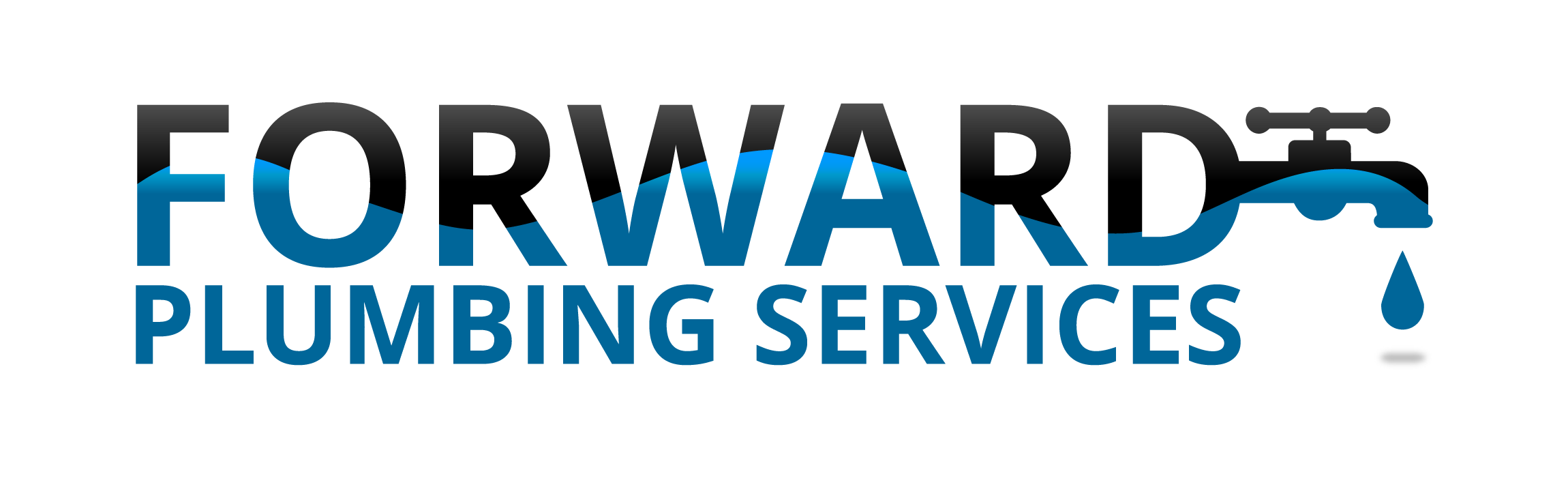 Forward Plumbing Logo - plumbers Hastings