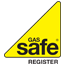 Gas Safe logo - emergency plumber eastbourne