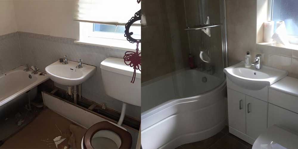 bathroom design Eastbourne