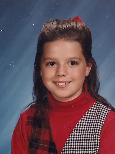Laura Munroe kid picture