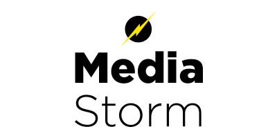 Media Storm logo