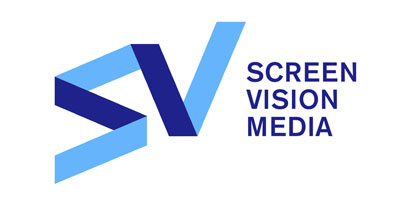Screen Vision Media logo