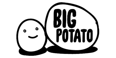 Big Potato logo