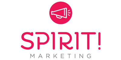 Spirit! Marketing logo