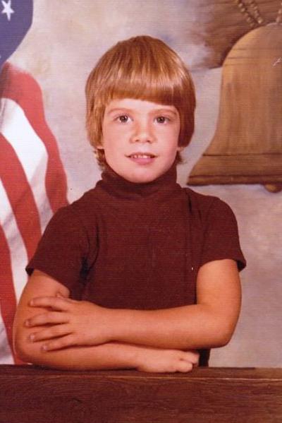 Ken Clark Kid Picture