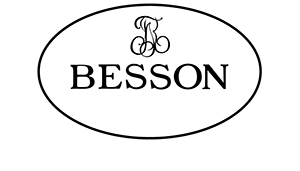 Flowers Bands Logo of Besson