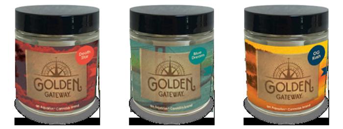 Golden Gateway's packaging
