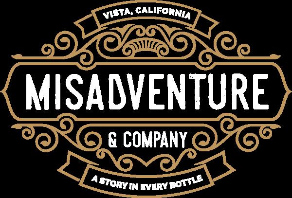 Misadventure and Company's logo
