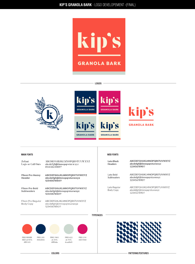 Kip's Style Guides