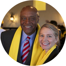 Kevin Chavous and Randan Steinhauser
