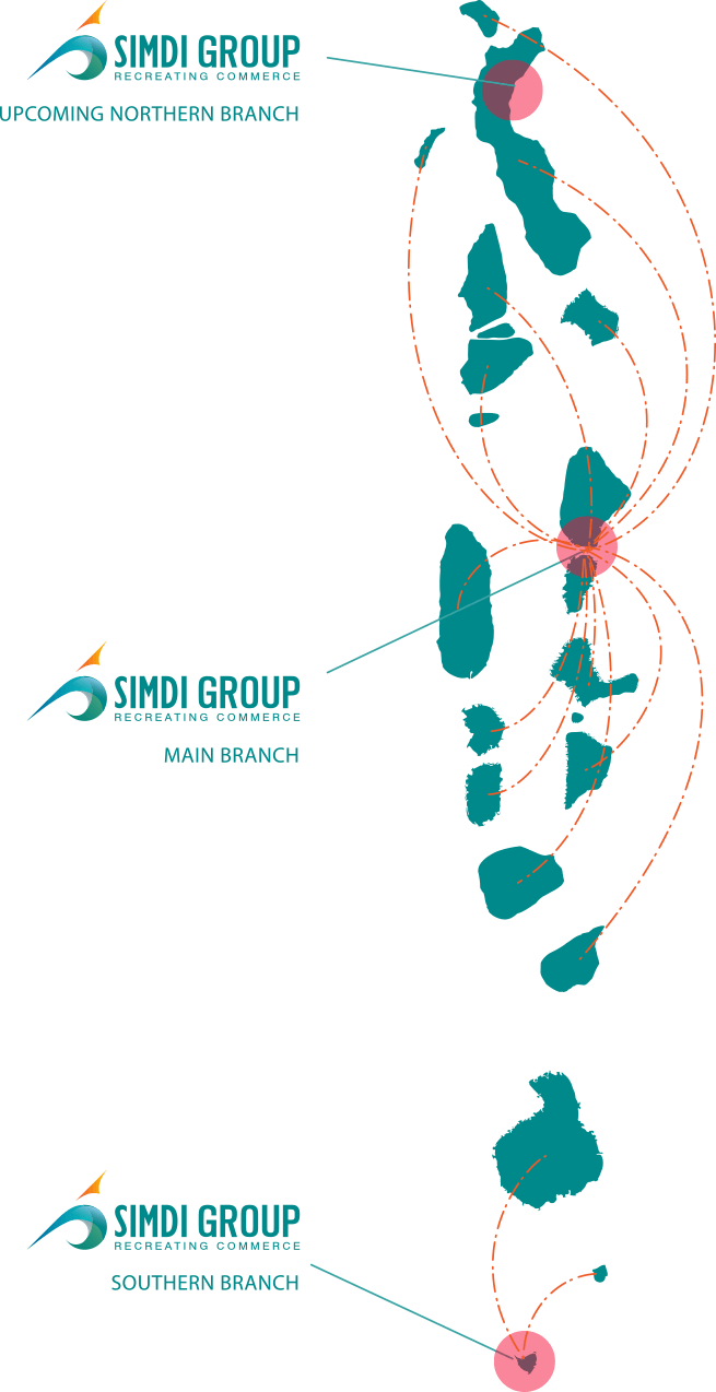 SIMDI map