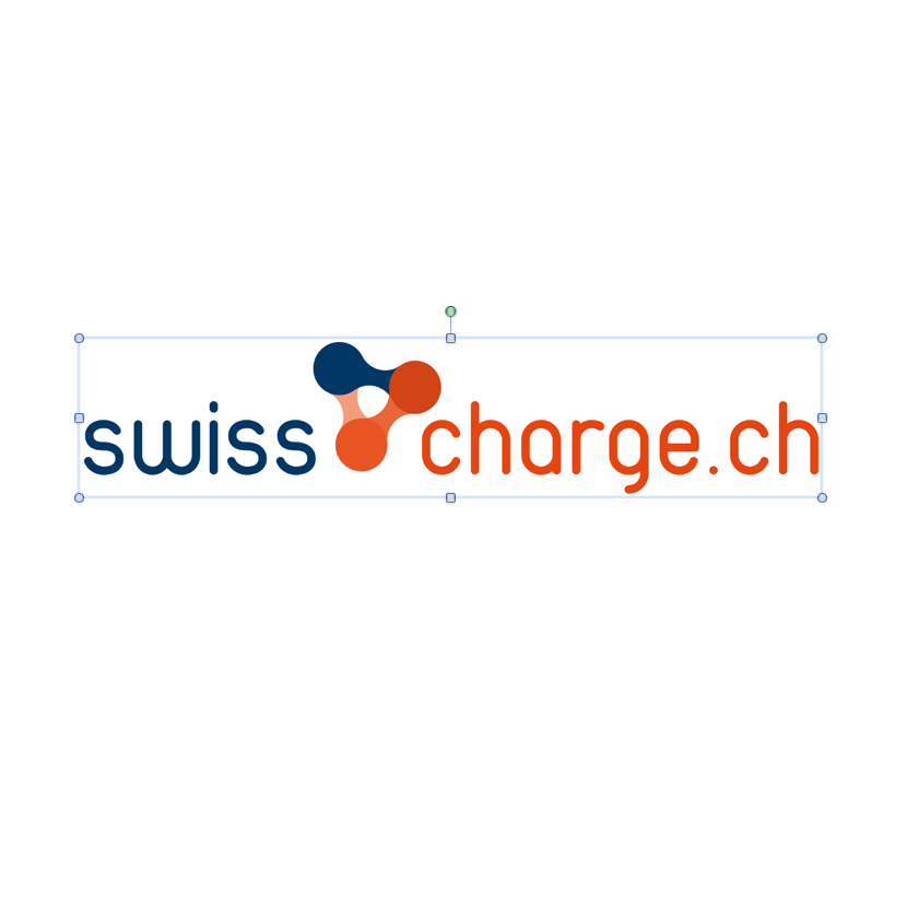 Logo of swisscharge