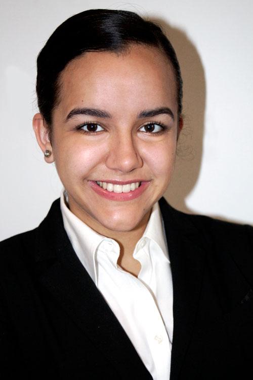 Washcarina Martinez portrait
