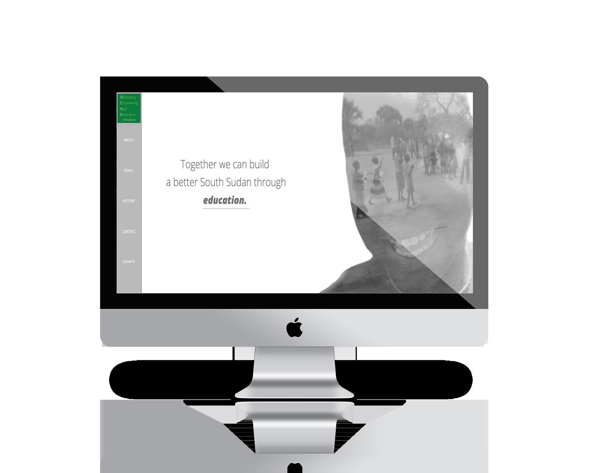 Desktop responsive design